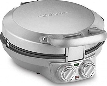 Cuisinart CPP-200 International Chef - nonstick Pizzelle makers