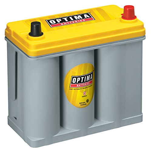 Optima YellowTop Car Battery