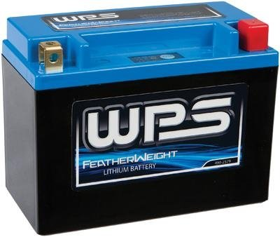 Western Power Sports Featherweight Car Battery