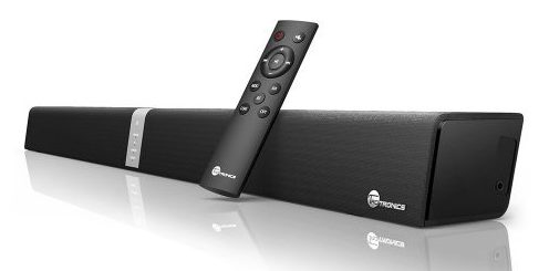 TaoTronics Wall-Mountable Soundbar