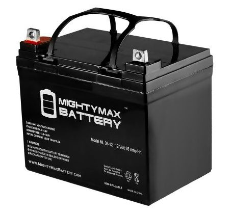Mighty Max Car Battery