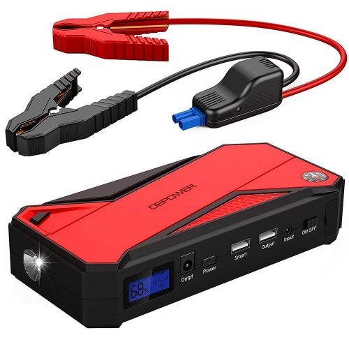 DBPOWER Portable Car Jump Starter - car battery chargers