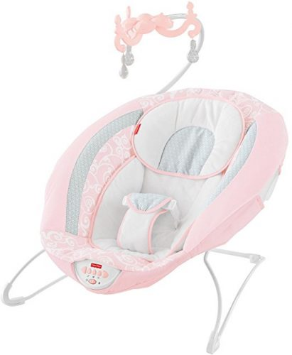 Fisher-Price Pearl Chandelier Deluxe Bouncer
