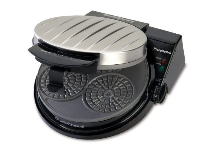 Chef's Choice 835 Pizzelle Pro Express Bake - nonstick Pizzelle makers