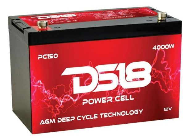 DS18 Car Audio Battery​ - ​car battery