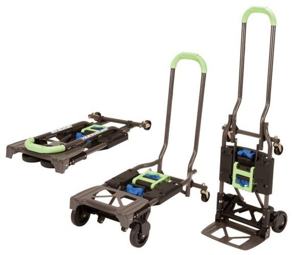 Cosco Shifter Multi-Position Heavy Duty Folding Hand Truck
