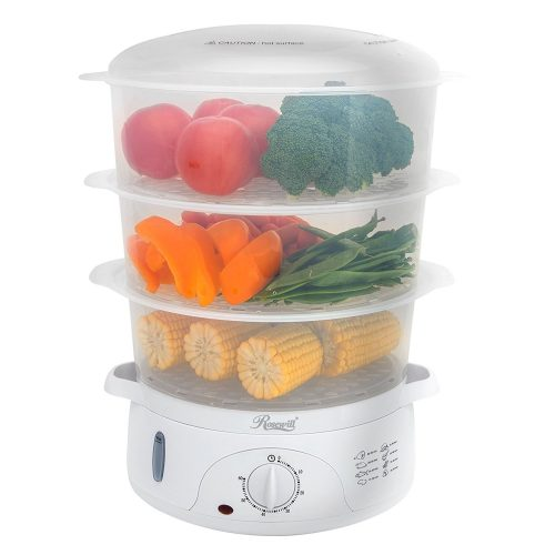 Rosewill 3-Tier Food Steamer