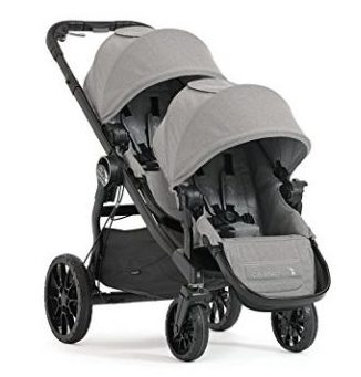 Baby Jogger City Select Lux Stroller - all-terrain strollers