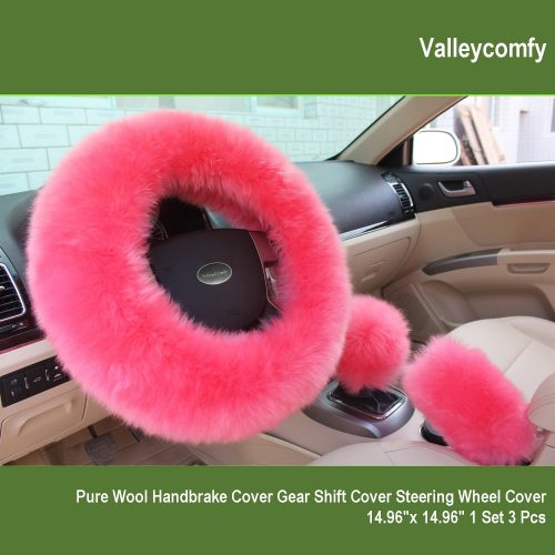Steering Wheel Covers from Valleycomfy