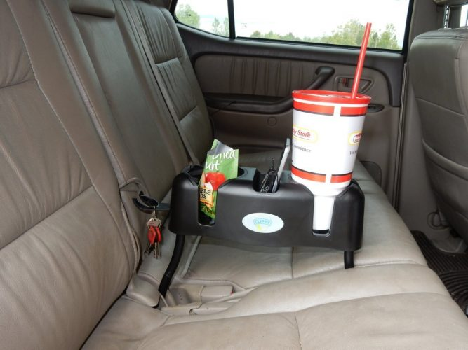 Cupsy Drink Caddy - car cup holders