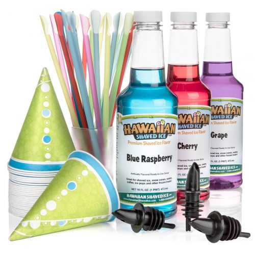 Hawaiian Shaved Ice Fun Pack