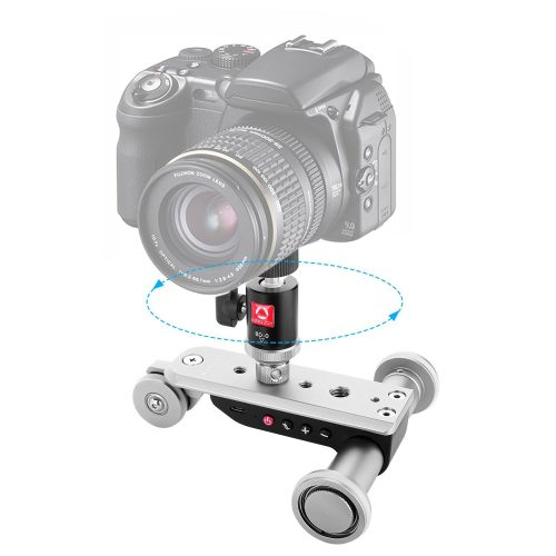 Kamisafe Mini Motorized Slider Track
