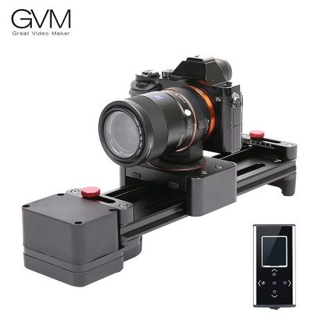 GVM Motorized Camera Slider
