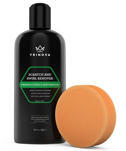 TriNova Scratch and Swirl Remover