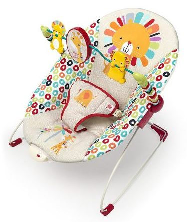 Bright Starts Pinwheels Bouncer