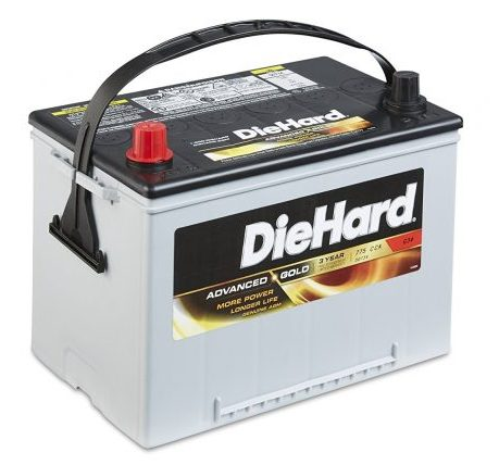 DieHard Gold AGM Battery