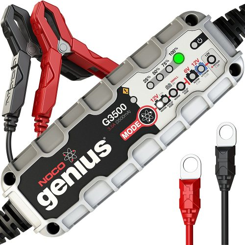 NOCO Genius Smart Battery Charger​​ - ​car battery chargers