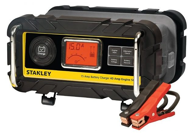 BC15BS Bench Battery Charger from STANLEY