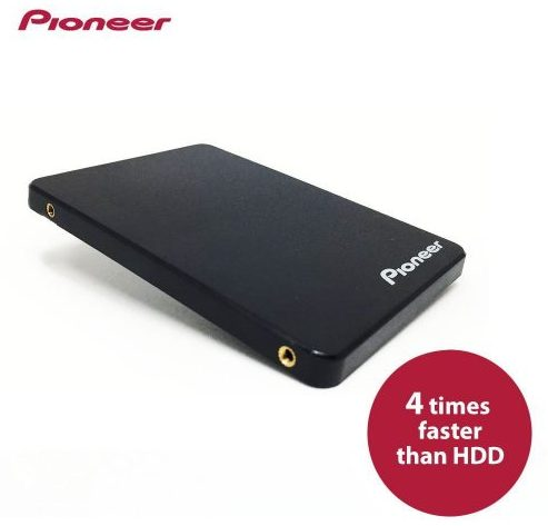 Pioneer SSD for Gaming