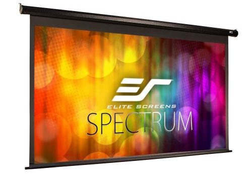 Electric Motorized Projector Screen from Elite Screens