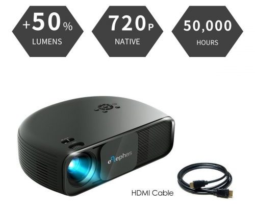 ELEPHAS Projector