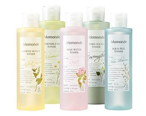 Mamonde New Flower Toner