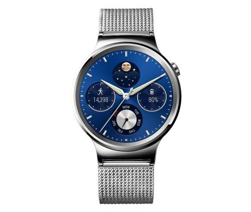 Huawei Watch - Android Smartwatch