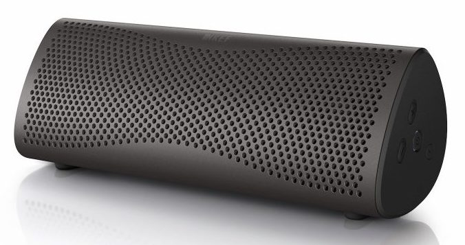 KEF Muo Portable Bluetooth Speaker - portable bluetooth speaker