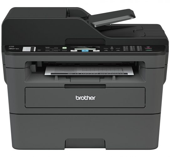 Brother MFCL2710DW All-in-One Laser Printer - all-in-one laser printers