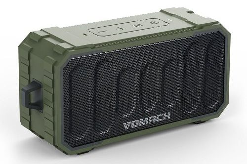 Vomach Waterproof Bluetooth Speaker