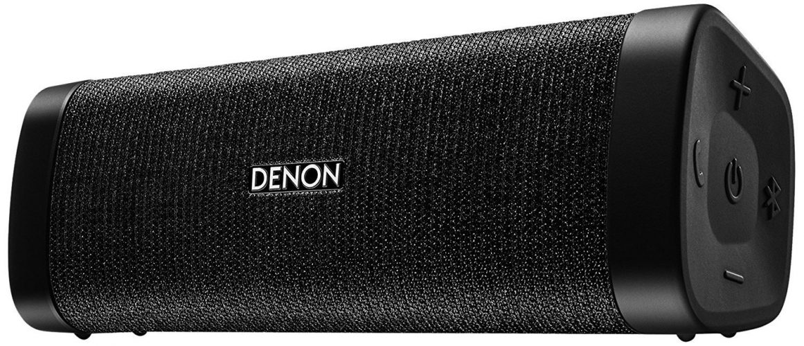 Denon Envaya DSB-250BT - waterproof Bluetooth speaker