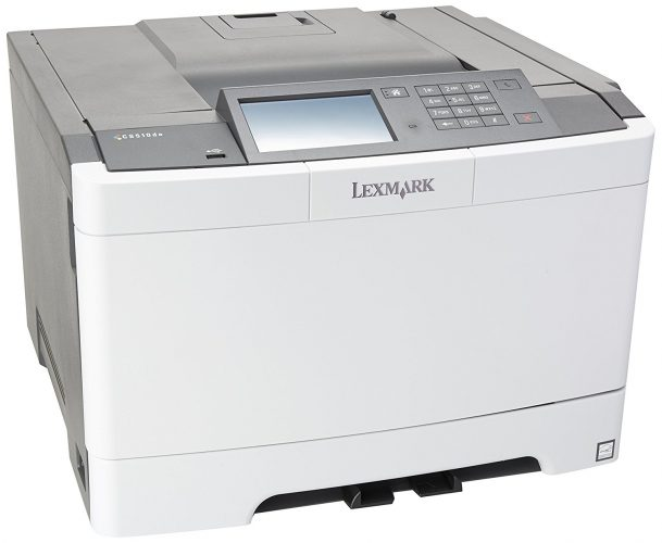 Lexmark Color Laser Printer Network Ready - color laser printers