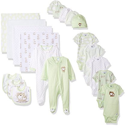 Gerber Baby Essentials Gift Set