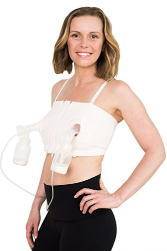 Simple Wishes Hands-Free Pumping Bra