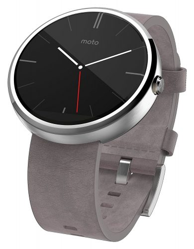 Motorola Moto - Cheap Smartwatch