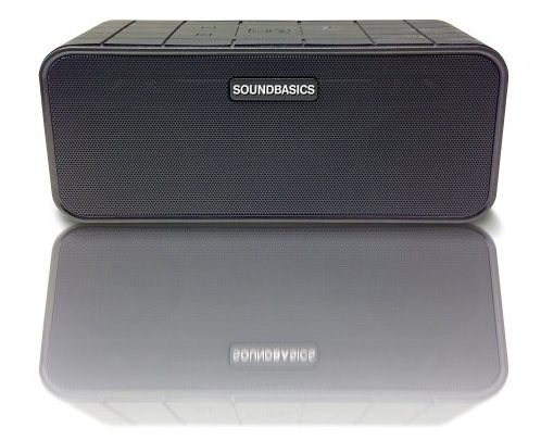 SoundBasics Bluetooth Speaker - Bluetooth speaker