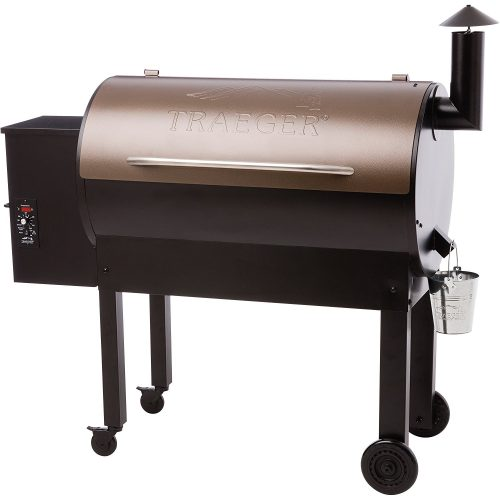 Traeger Texas Elite Grill and Smoker - Smoker BBQ Grills