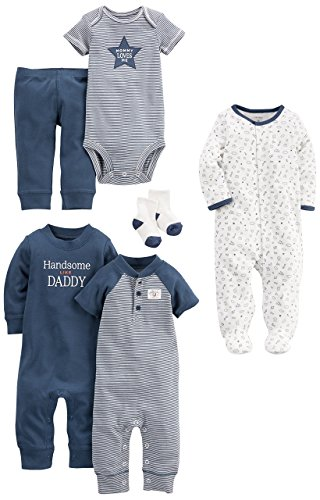 Carter's Baby Basic Set For Newborn Boys