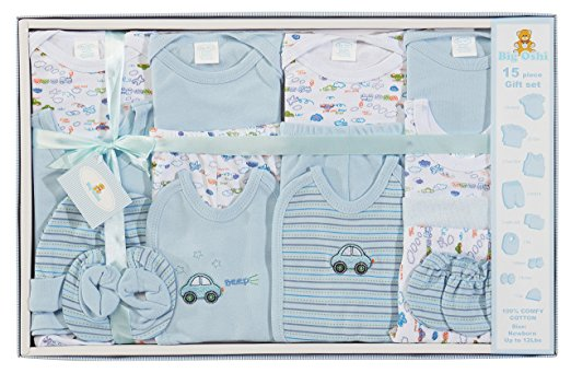 Big Oshi Layette Gift Set