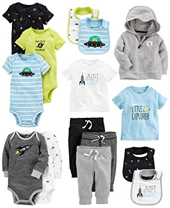 Carter's Baby Boy Layette Set