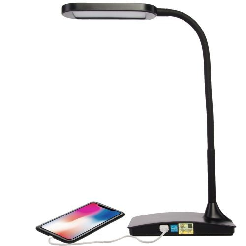 TW Lighting IVY-40BK The IVY LED Desk Lamp