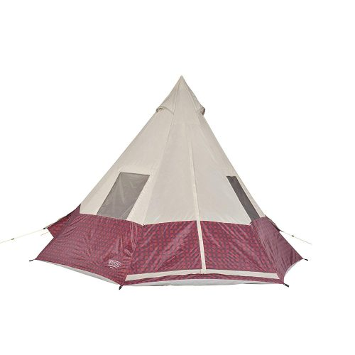 Wenzel Shenanigans Teepee Camping Tent