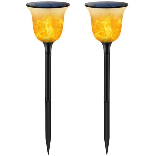 TomCare Outdoor Solar Path Lights