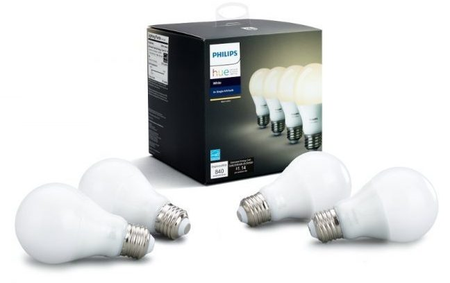 Phillips Hue LED Smart Light Bulb