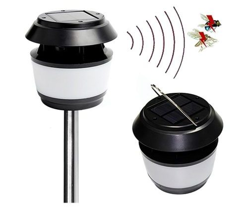 GutReise Outdoor Solar Light