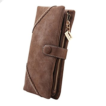 FUNOC Leather Wallet