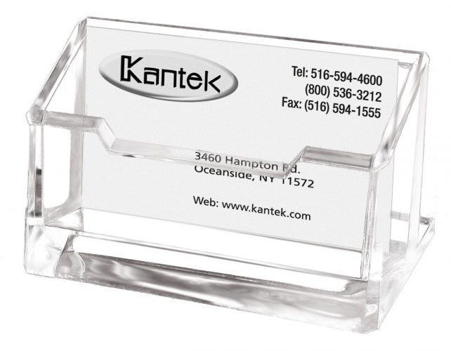 Kantek Business Card Holder