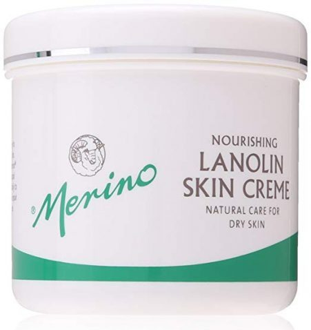 Dry Skin Lanolin Cream​ - hand cream for dry cracked hands