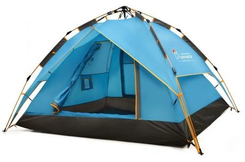 Mountaintop Backpacking Tent