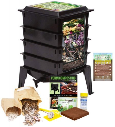 The Squirm Firm Worm Factory Composter